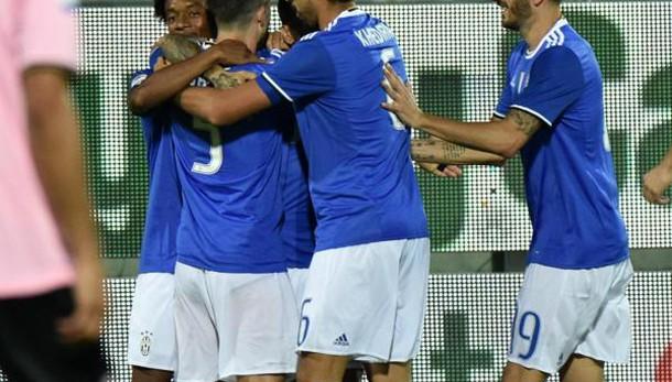 Serie A: Palermo-Juventus 0-1