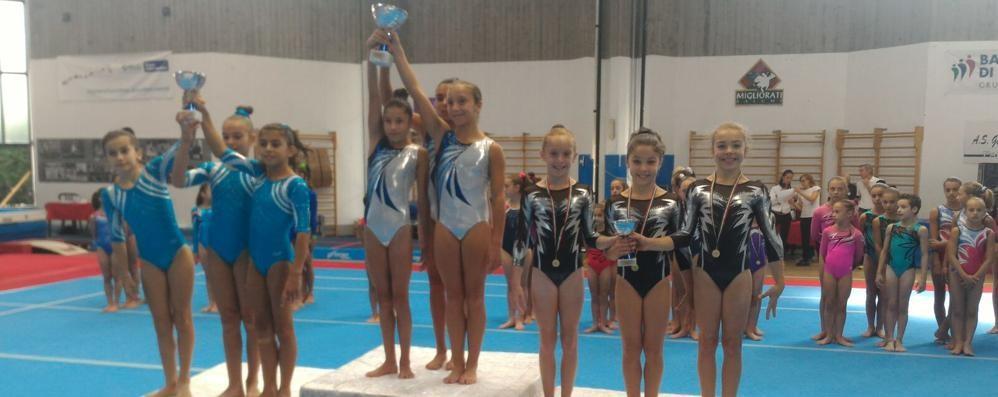 Polisportiva Fino: in C si riparte da un bronzo