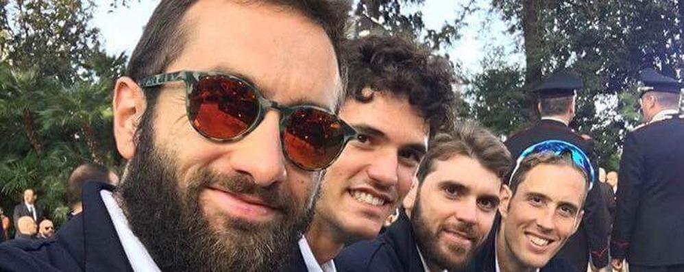 Da Rio al presidente C'era Ruta da Mattarella