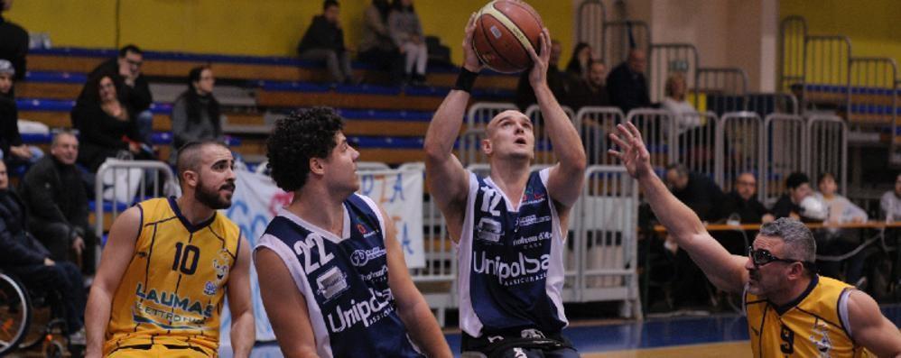 Festa Briantea84: in tre alle Paralimpiadi di basket