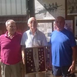 Nasce il museo della Canottieri Falck  «Ha fatto la storia sportiva di Dongo»