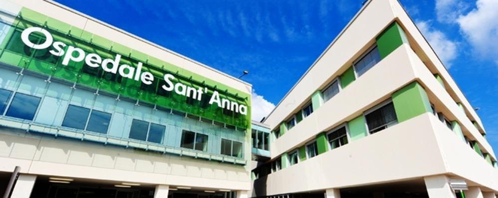 Al Sant'Anna il primo vagito è di Sofia Nel 2016 in totale 1.848 parti