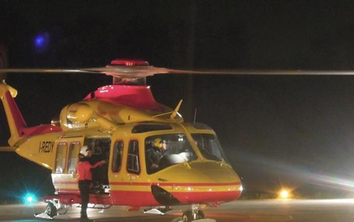 Incidente: un ferito grave  Due in ospedale per alcol