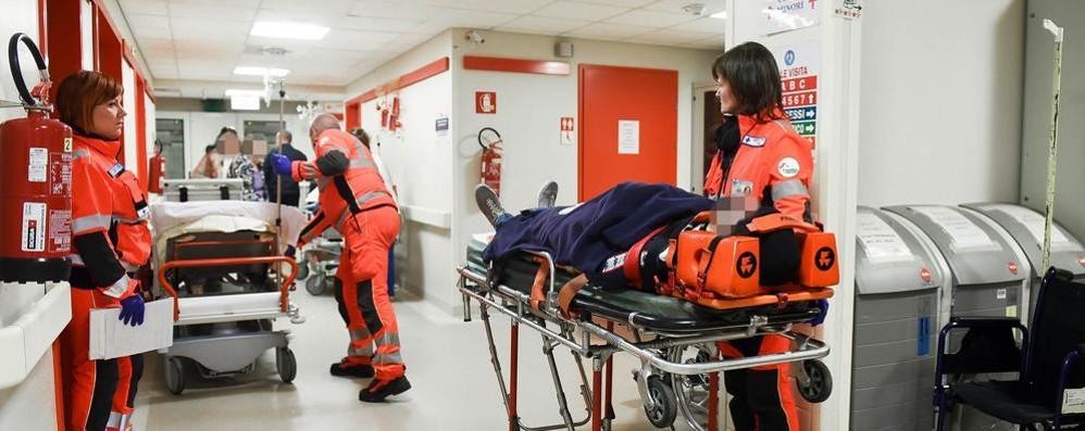Tutto esaurito negli ospedali «Rischio collasso per l'Epifania»
