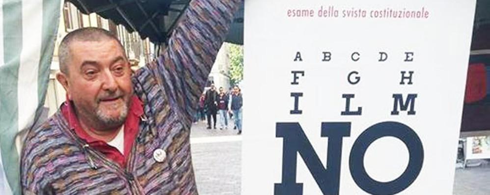 Volontariato e sinistra in lutto  È morto Enzo Arighi