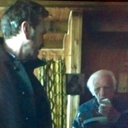 Un olgiatese in tv con Rocco Schiavone  «Vi racconto il poliziotto trasgressivo»