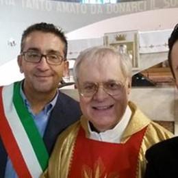 Sacerdote morto a Bulgaro  Donate le cornee, atto d'amore