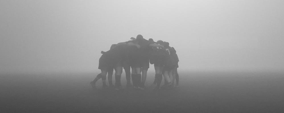Calendario Rugby Como  contro la violenza sulle donne