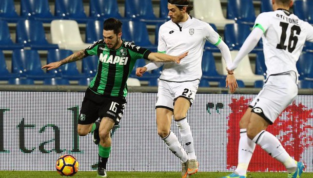 C.Italia: Cesena ai quarti, Sassuolo ko