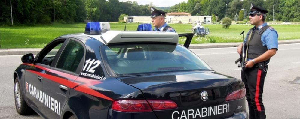 Erba, caccia ai ladri Controlli dei carabinieri