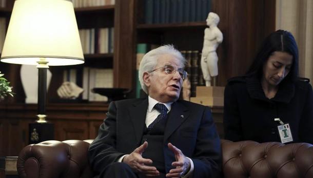 Sisma: Mattarella in contatto con Roma