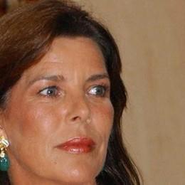Carolina di Monaco  Gli auguri di Fino  per i suoi sessant'anni