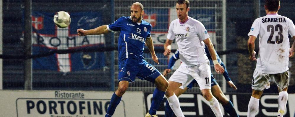 Como, Briganti salta Livorno Squalificato come Borghese