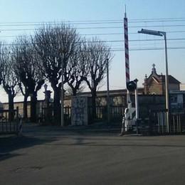 """C'è il progetto del sottopasso  Rovellasca """"toglie"""" le sbarre"""