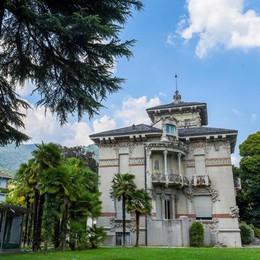 Cernobbio in vetrina  Villa Bernasconi sul web