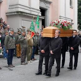 Addio avvocato Ortelli  «Era un uomo giusto  su cui potevi contare»
