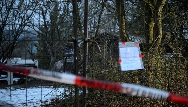 Sei ragazzi tedeschi uccisi da fuga gas