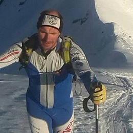 La tragedia del Monte Legnone  A Colico l'addio all'escursionista