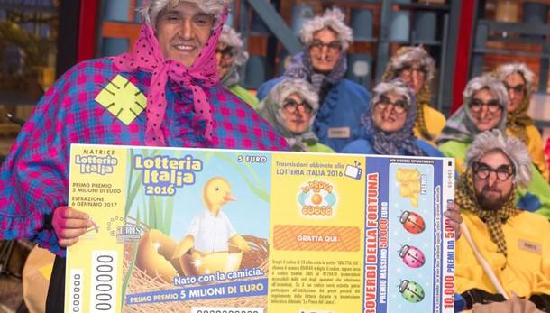 Lotteria Italia: premio 5 mln a Ranica