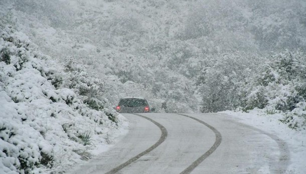 Maltempo: ancora neve a Centro-Sud