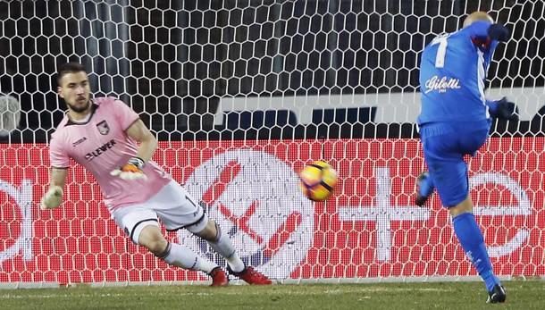 Serie A: Empoli-Palermo 1-0