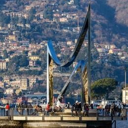 Ferie di fine anno  Turisti da record a Como