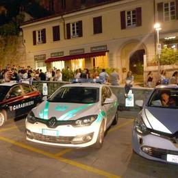 Il sindaco di Cantù e il coprifuoco in piazza  «Mi preoccupa lo spaccio di droga»