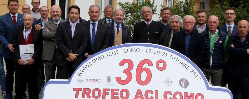 Rally di Como, che novità  Più lungo e con le auto storiche