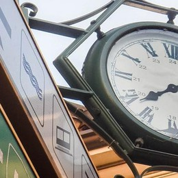 Gli orologi abbandonati da un anno
