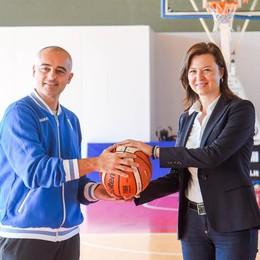 Basket, cambio-scambio a Cantù  Sodini allenatore, Bolshakov suo vice