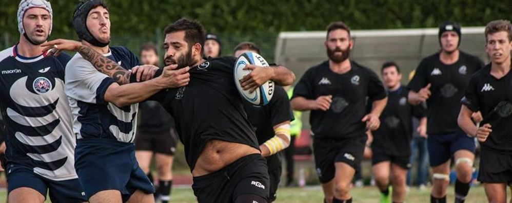 Rugby Como, pensierino alla B  «Ma molto dipenderà da noi»