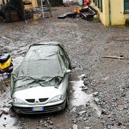 Blevio e l'alluvione di giugno  «Mazzata per i nostri conti»