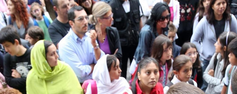 Il problema dei genitori  Accompagnare i figli  a scuola fino a 14 anni