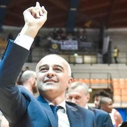 Sodini: «Cantù ha preso coscienza  Avrei firmato per vincerne 2 su 3»