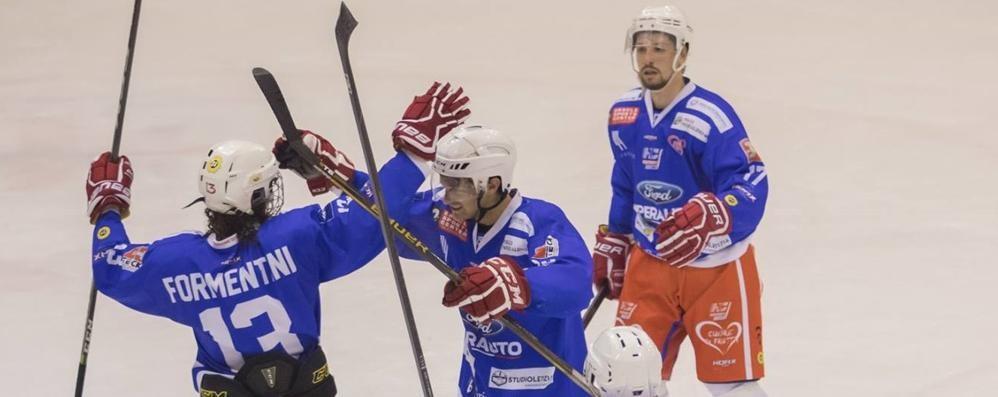 L'Hockey Como a Milano  Una trasferta durissima
