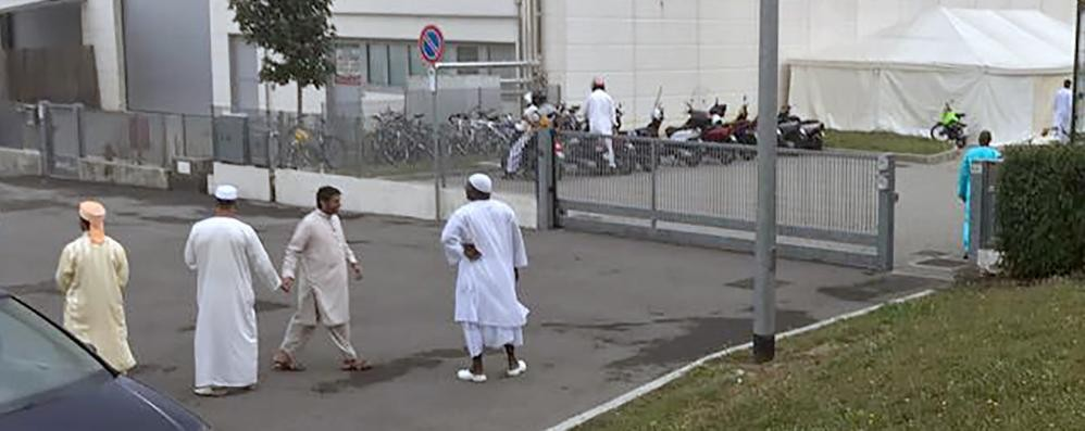 Moschea a Cantù  Non preoccupa lo stop del Tar