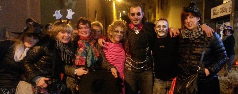 Olgiate, festa di Halloween   Vigili in pattuglia contro i vandalismi