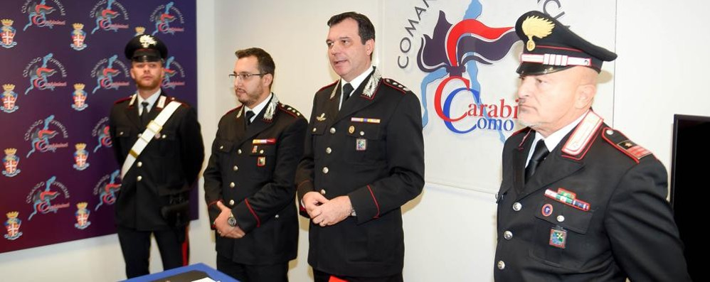 Droga e tentato omicidio  Altri tre arresti a Carugo