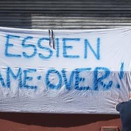Fallisce la FC Como di Essien  A chi vanno arredi e mobili?