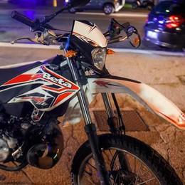 Via per Cernobbio, incidente in moto Ferito un ragazzo di 21 anni
