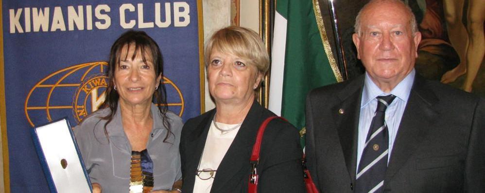 Addio a Olga Trombetta Ceriani Una vita accanto alle donne