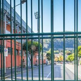 Il Como e il Sinigaglia liberato  Via le barriere fuori dallo stadio