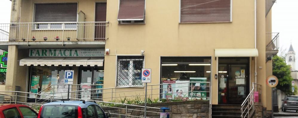 Rapina in farmacia a Figino  Condannato a cinque anni
