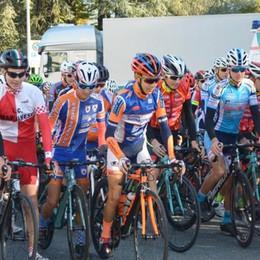 Giornata Nazionale della Bicicletta  Rastelli e Martinelli primi al Ghisallo
