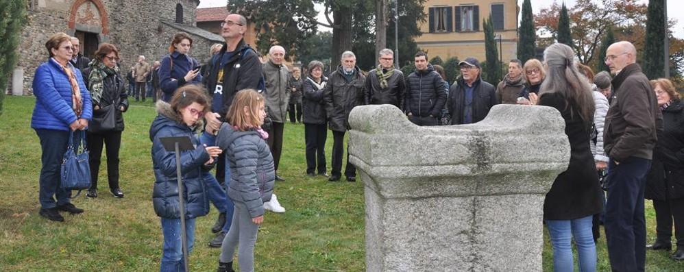 Galliano, San Paolo e Santa Maria  Ora anche Cantù punta al turismo