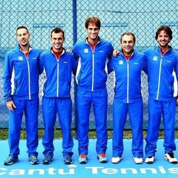 Circolo Tennis Cantù  Serie di colpi vincenti