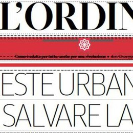 Il Papa e Michelangelo  Boeri e le foreste urbane  Con La Provincia c'è L'Ordine