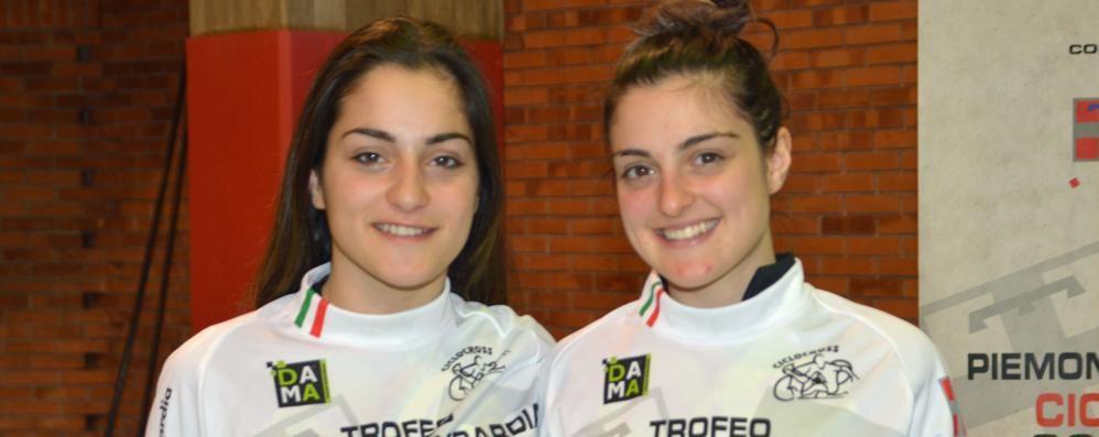 Ciclocross, 600 al via  Le sorelle Grillo sul podio