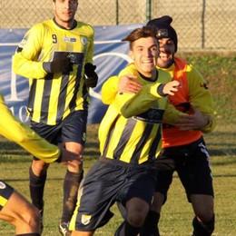 Il Mariano coccola Gualandris  Ancora in gol il ragazzo del '99
