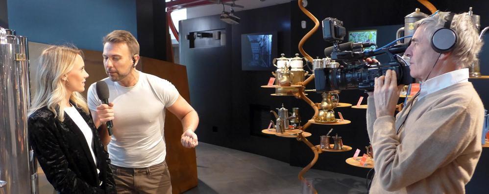 In televisione i segreti del caffé:  la  Torrefazione Milani su Rai Uno